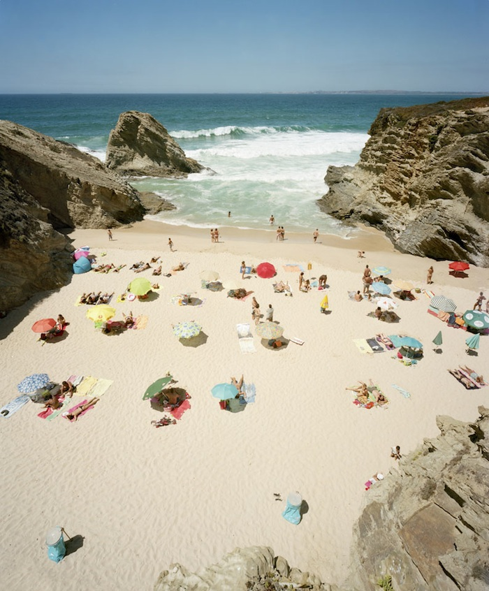 Praia Piquinia 16/08/12 14h23  by Christian Chaize | Digital C-Print