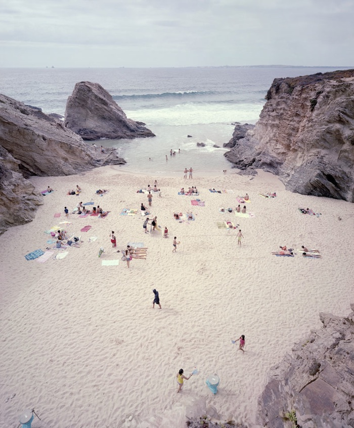Praia Piquinia 20/08/12 16h39  by Christian Chaize | Digital C-Print