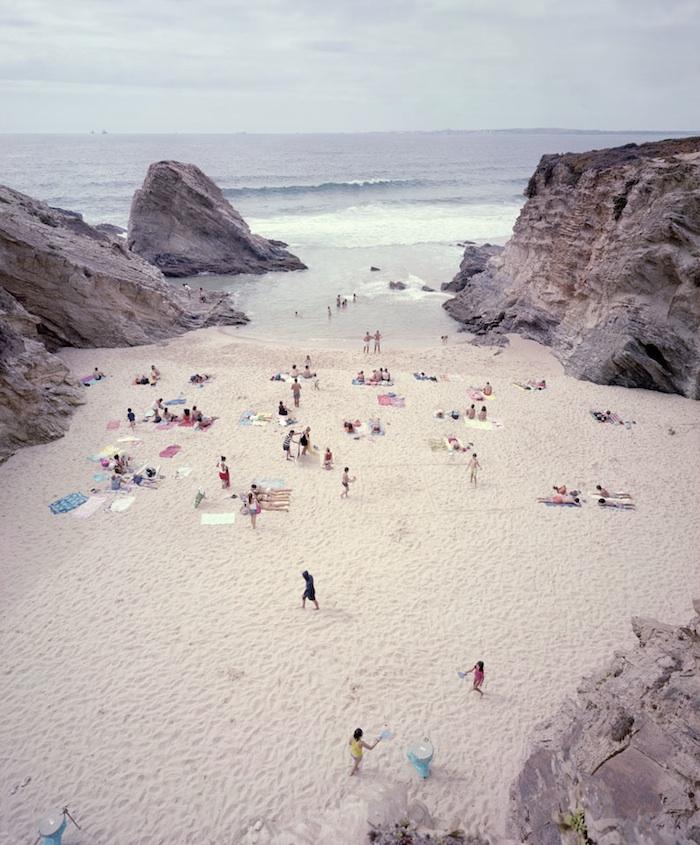 Praia Piquinia 20/08/12 16h39 by Christian Chaize | Digital C-Print