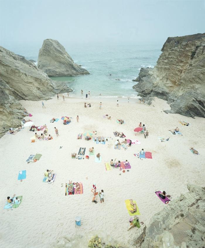 Praia Piquinia 29/08/08 12h11 by Christian Chaize | Digital C-Print
