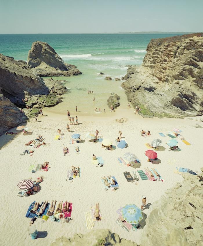Praia Piquinia 23/08/07 14h59 by Christian Chaize | Digital C-Print