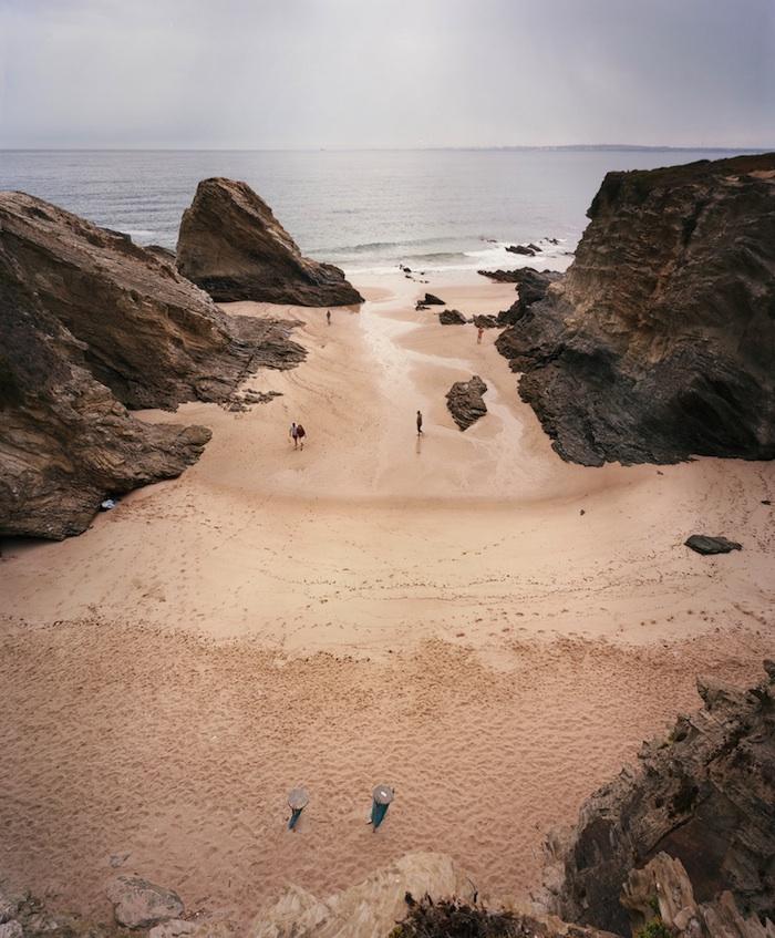 Praia Piquinia 06/08/11 19h23 by Christian Chaize | Digital C-Print