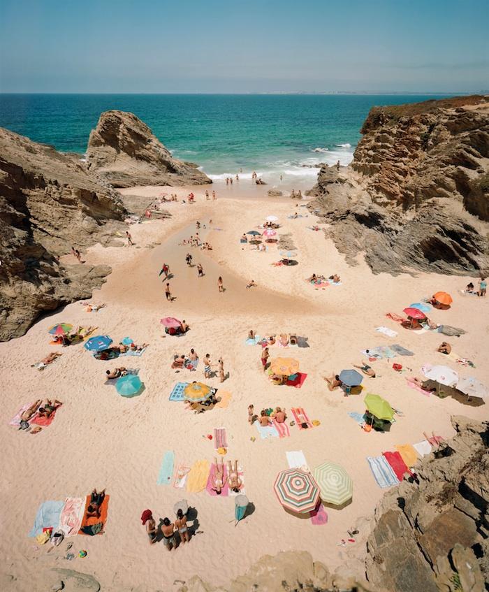 Praia Piquinia 16/08/11 13h26 by Christian Chaize | Digital C-Print