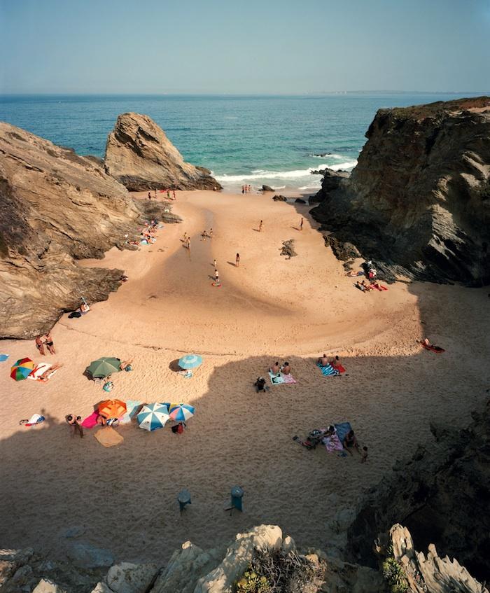 Praia Piquinia 19/08/11 10h12 by Christian Chaize | Digital C-Print