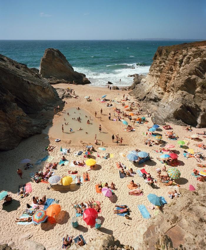 Praia Piquinia 23/08/11 16h44 by Christian Chaize | Digital C-Print
