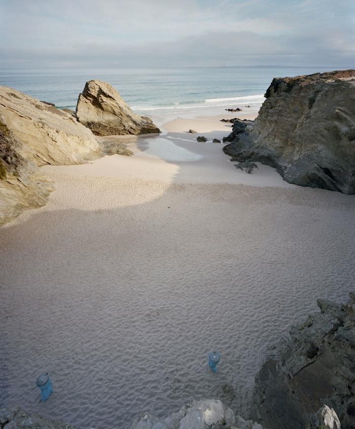 Praia Piquinia 05/08/12 8h12 by Christian Chaize | Digital C-Print