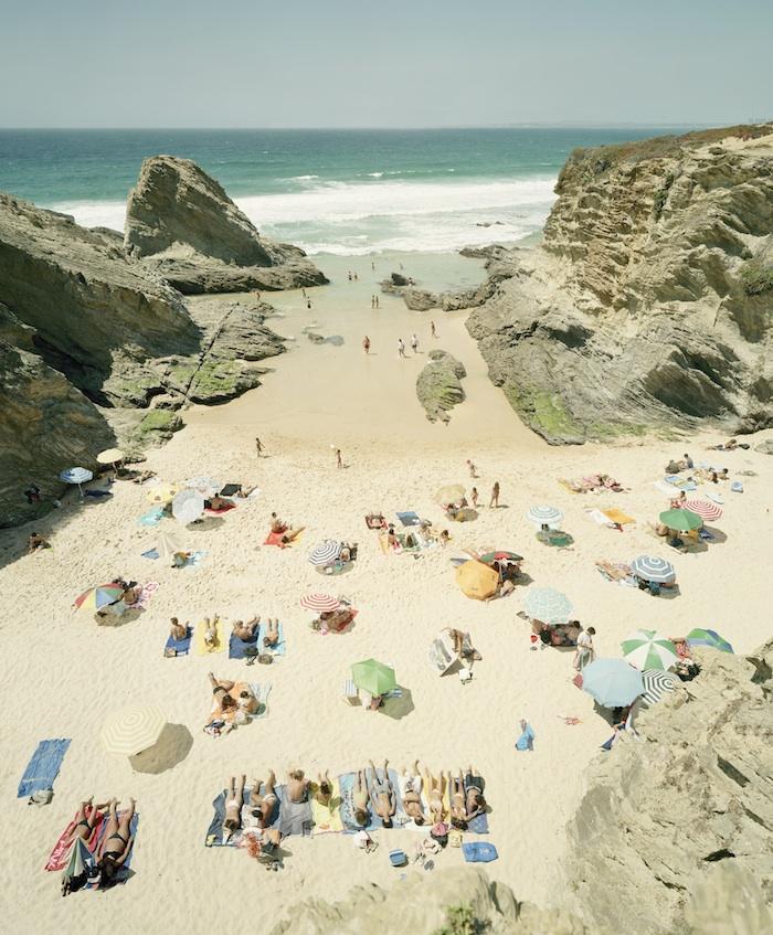 Praia Piquinia 16/08/07 15h58 by Christian Chaize | Digital C-Print