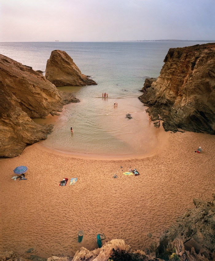 Praia Piquinia 20/08/11 19h23 by Christian Chaize | Digital C-Print