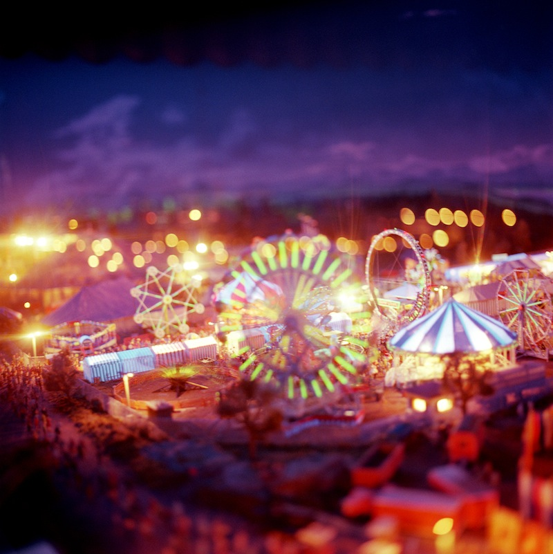 Circus Night  by Colleen Plumb | Digital C-Print