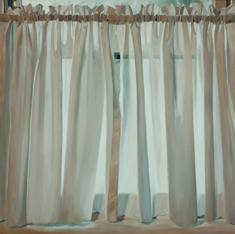 10 a.m.  by Sarah McKenzie | Oil on Canvas