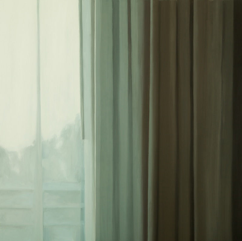 Shroud  by Sarah McKenzie | Oil on Canvas