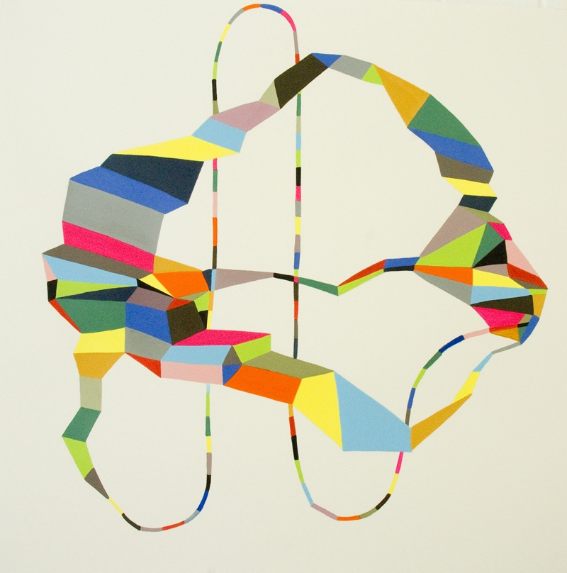Altruism by Jessica Snow | Acrylic on paper