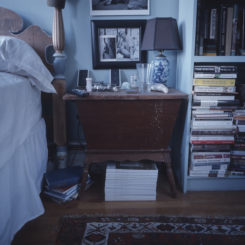 Bedside (Anonymous)  by Gregory Krum | Archival Pigment Print