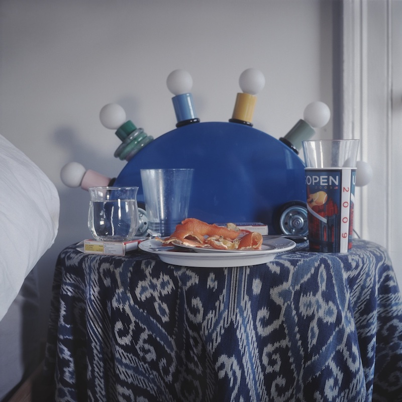 Bedside (Memphis)  by Gregory Krum | Archival Pigment Print