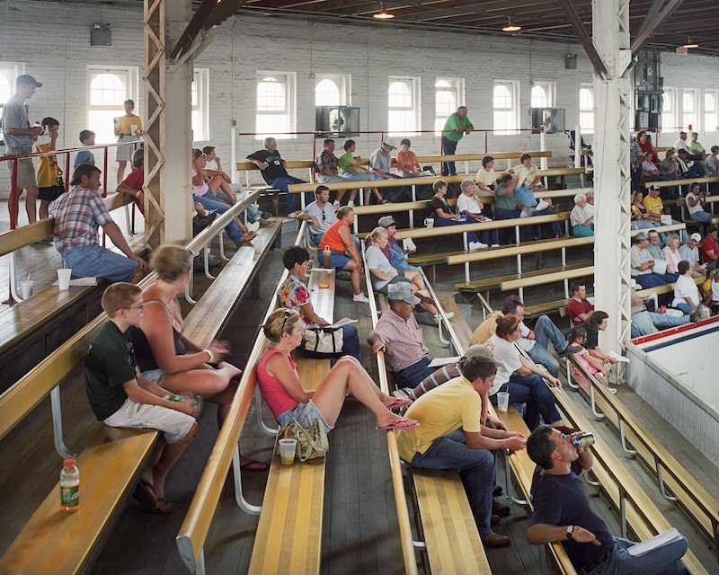 Cattle Show, Missouri State Fair, Sedalia, Missouri 2006  by Mike Sinclair | Archival Pigment Print