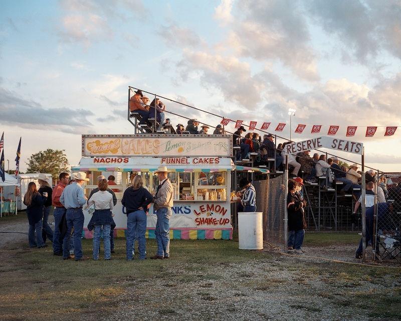 Lemon Shake Up, Strong City, Kansas, 2003  by Mike Sinclair | Archival Pigment Print