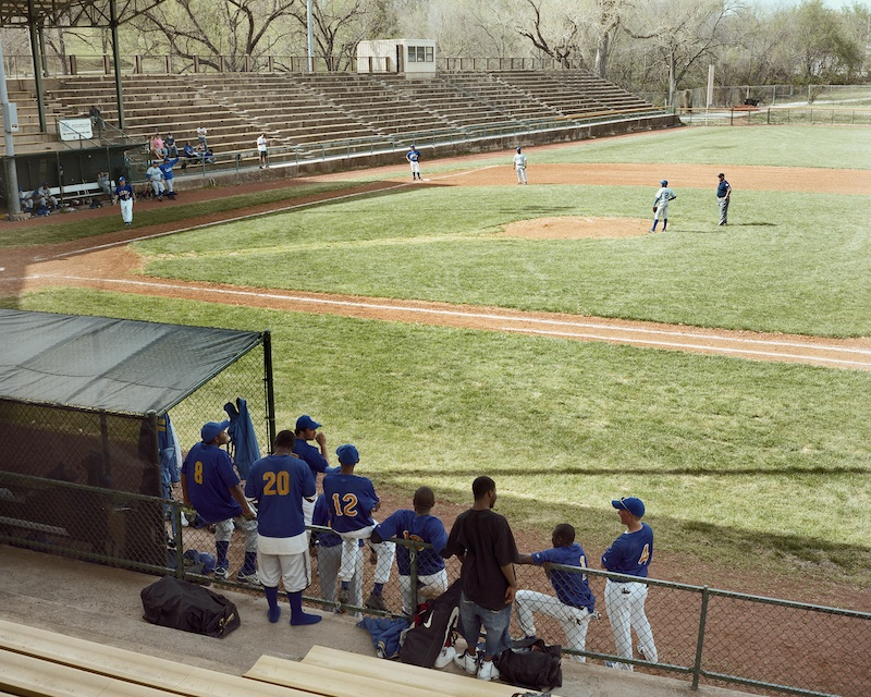 Satchel Paige Memorial Stadium, Kansas City, Missouri, 2007  by Mike Sinclair | Archival Pigment Print