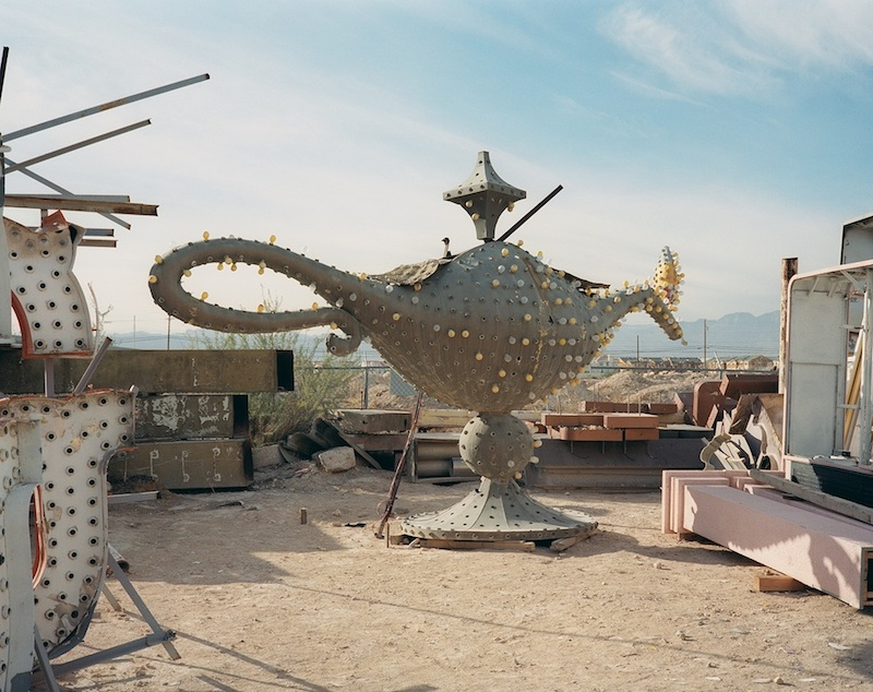 Aladdin's Lamp, Las Vegas  by Mike Sinclair | Archival Pigment Print