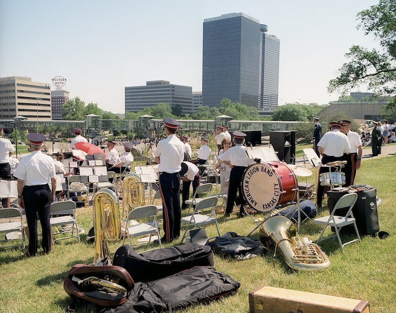 American Legion Band, Kansas City  by Mike Sinclair | Archival Pigment PrinT