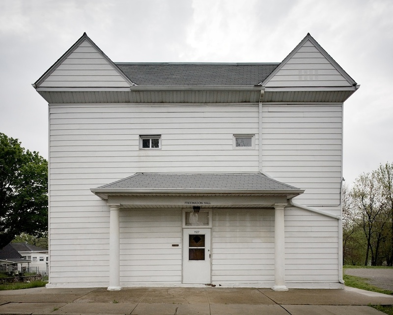 Freemason Hall, Kansas City  by Mike Sinclair | Archival Pigment Prin