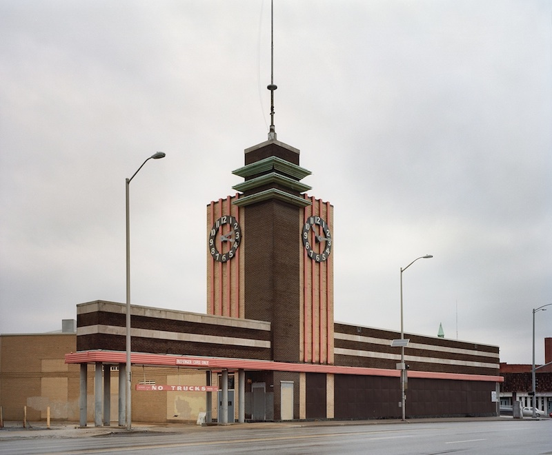 Katz Drug Store Building, Kansas City  by Mike Sinclair | Archival Pigment Print