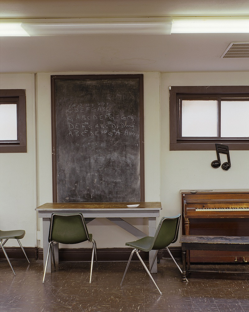 Upstairs, Mutual Musicians Foundation, Kansas City  by Mike Sinclair | Archival Pigment Print