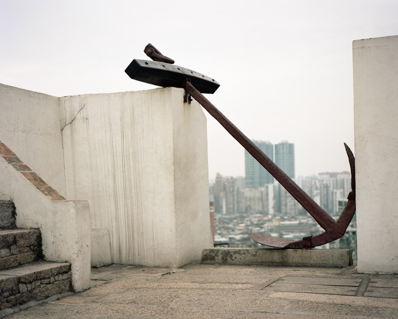 Anchor, Macau  by Kurt Tong | Digital C-Print