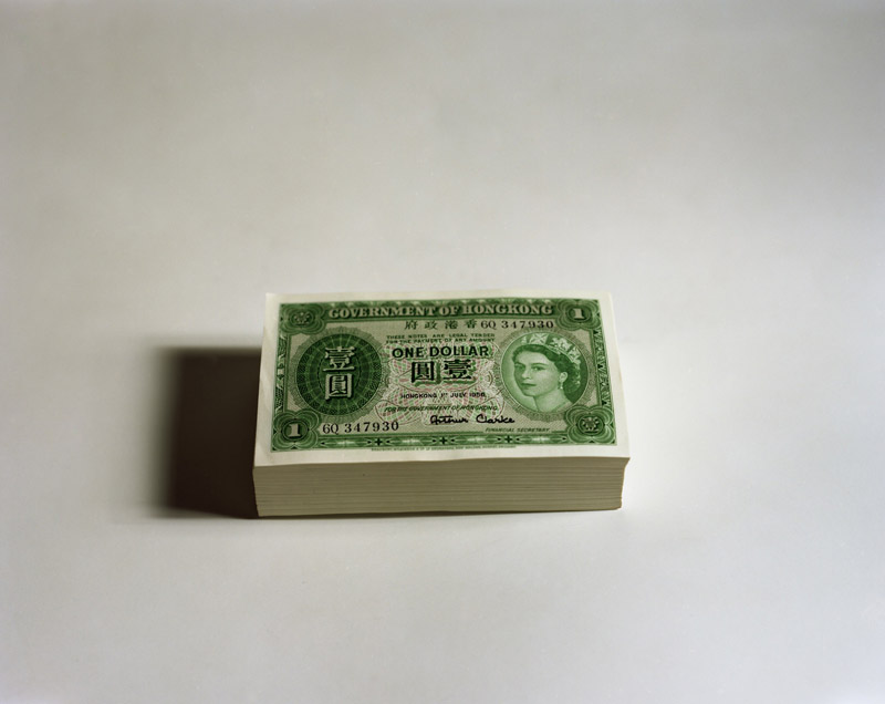 Unused Bills From 1959  by Kurt Tong | Digital C-Print