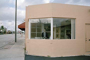 West Palm Beach, Florida, December 2009  by Chikara Umihara | Digital C-Print