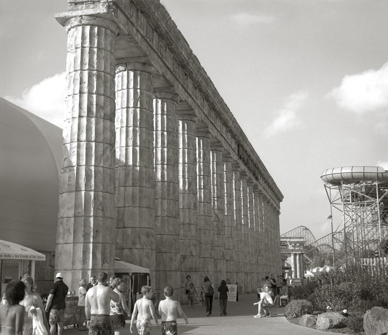 Aqueduct by Beth Dow | Platinum-Palladium Print