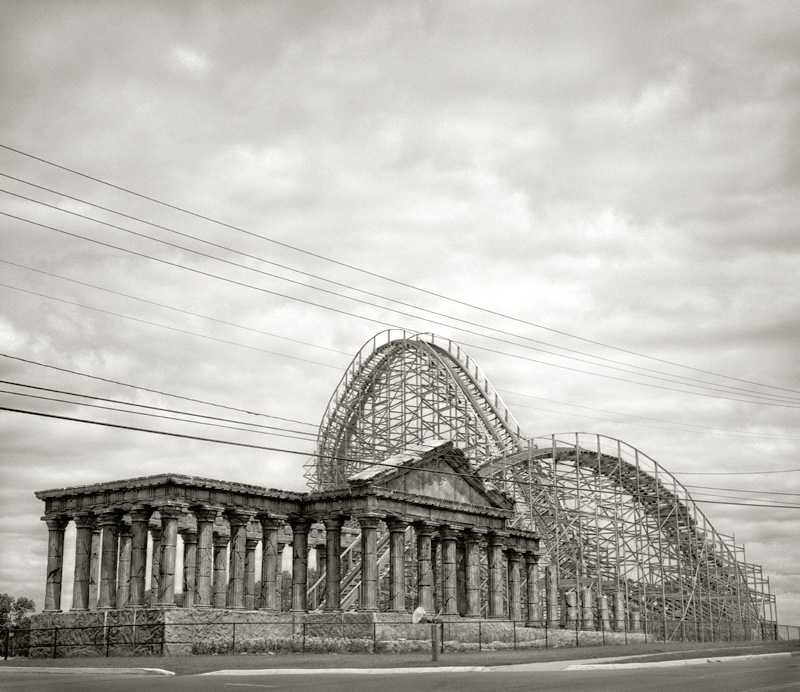 Coaster  by Beth Dow | Platinum-Palladium Print