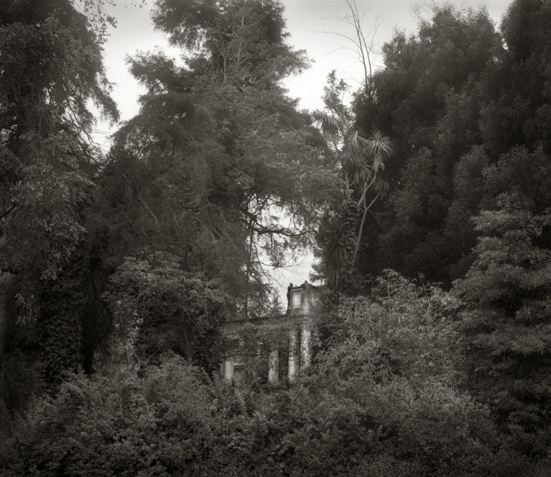 Hidden Palace  by Beth Dow | Platinum-Palladium Print