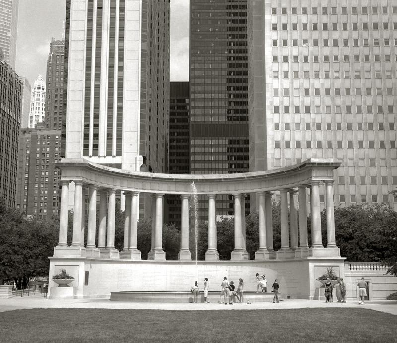Monument  by Beth Dow | Platinum-Palladium Print