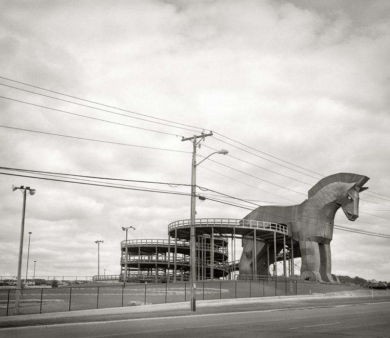 Trojan Horse by Beth Dow | Platinum-Palladium Print