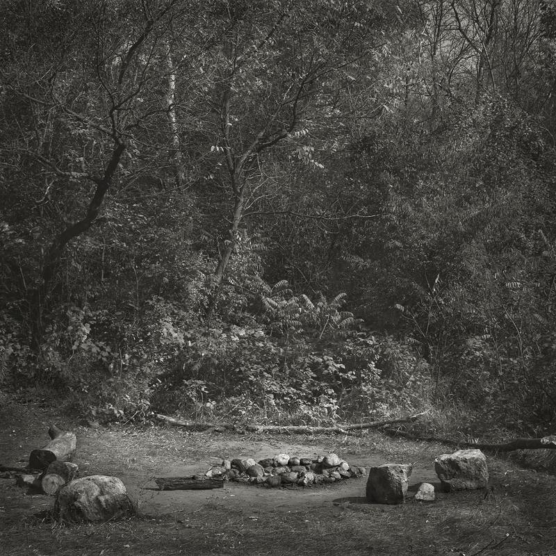 Campfire by Beth Dow | Platinum-Palladium Print
