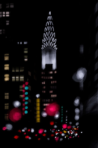 Lexington and 53rd  by Jorge Colombo | Archival Pigment Print