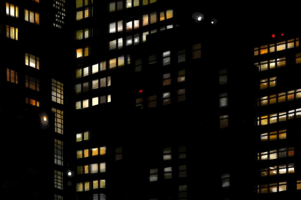 620 Eighth Avenue, 7th Floor, Looking West  by Jorge Colombo | Archival Pigment Print