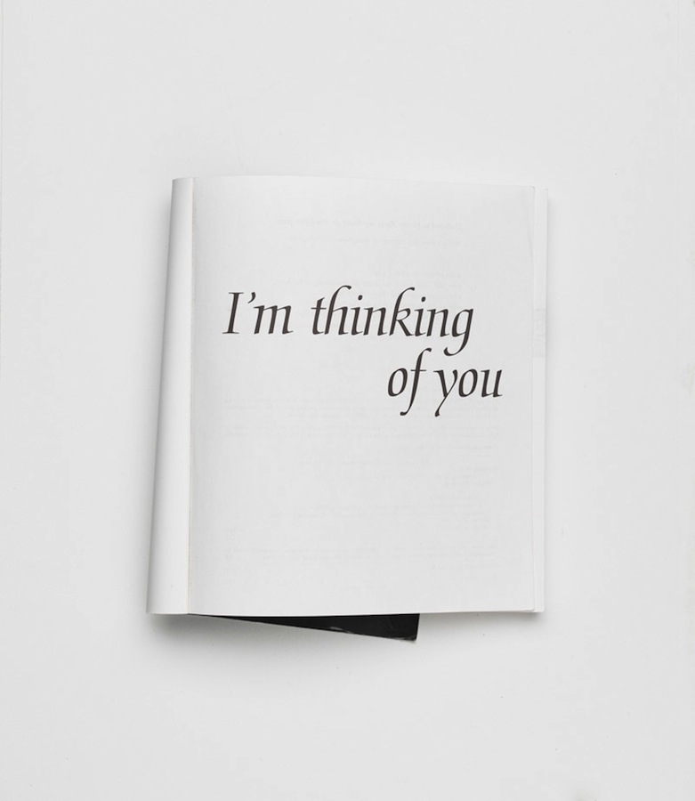 I'm Thinking of You  by Kent Rogowski | Digital C-Print