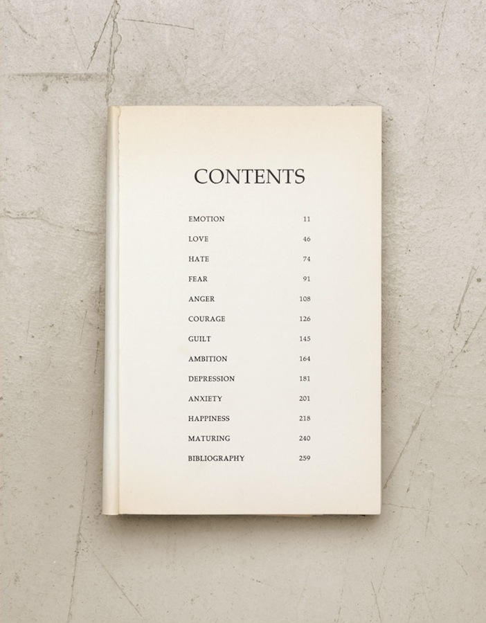 Contents  by Kent Rogowski | Digital C-Print