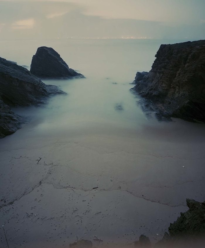 Praia Piquinia  25/10/13 20h32 a 22h37by Christian Chaize | Digital C-Print