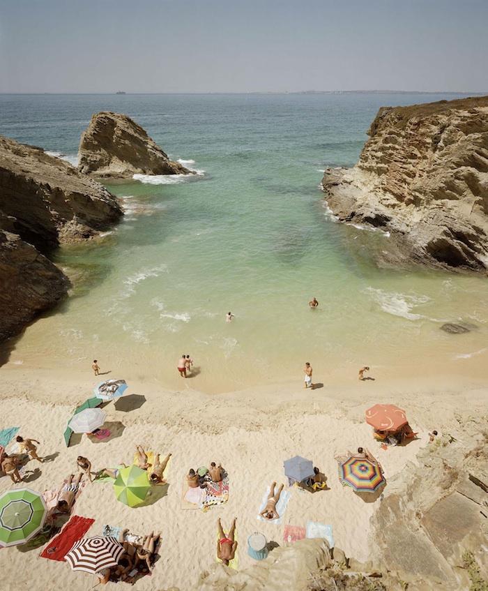 Praia Piquinia 20/08/13 14h43 by Christian Chaize | Digital C-Print