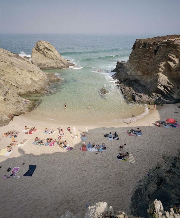 Praia Piquinia 29/08/13 10h12 by Christian Chaize | Digital C-Print