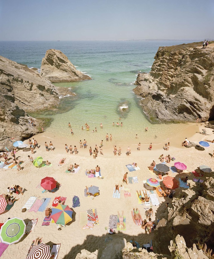 Praia Piquinia 20/08/13 12h35  by Christian Chaize | Digital C-Print