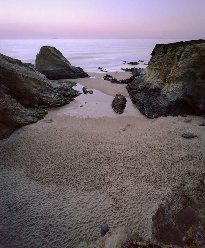 Praia Piquinia 20/08/13 20h44 by Christian Chaize | Digital C-Print