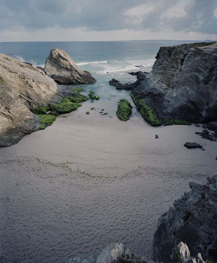 Praia Piquinia 07/06/13 07h55 by Christian Chaize | Digital C-Print