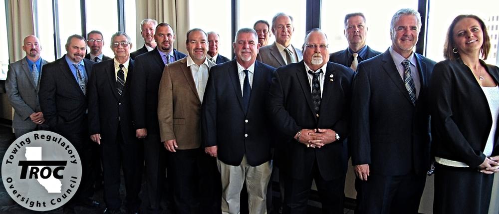 2015 T-ROC Members