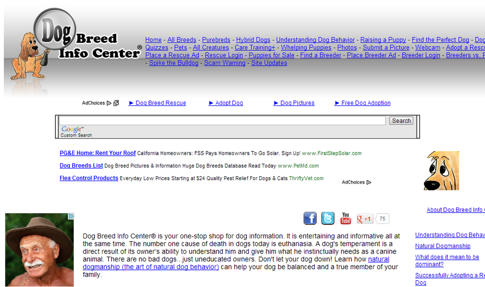 Site - Dog Breed INfo Center.png