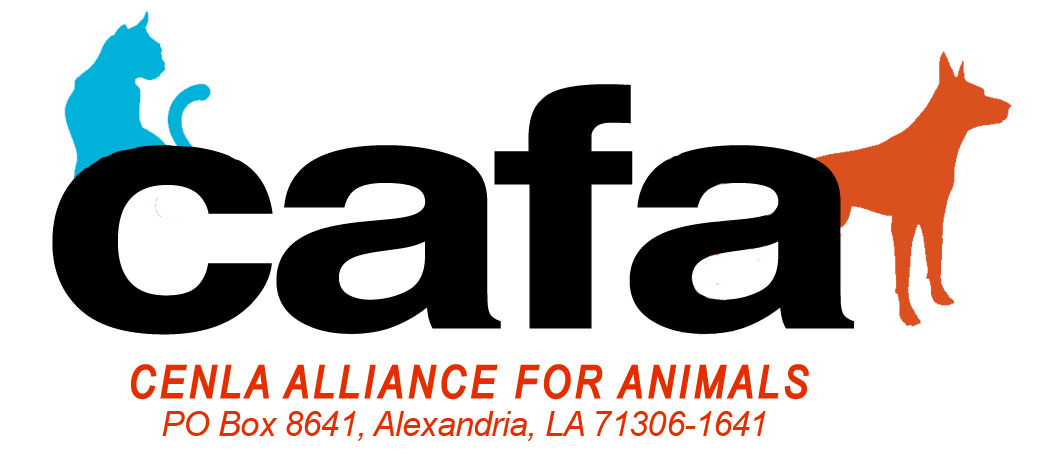 CenLa Alliance For Animals - CAFA