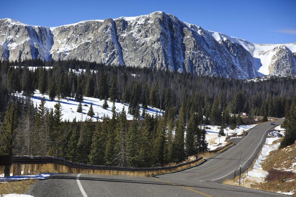 First two weeks in Cheyenne, Wyoming — Hugh Carey