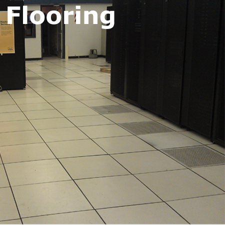 Critical Facilities Solutions can install new raised floors or alternatively tune and replace the exisitng raised floor. This includes live remodeling of the raised floor.